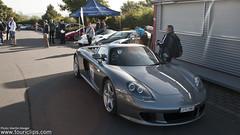 Porsche Carrera GT (Martijn M.) Tags: canon eos f porsche gran 1855 gt bugatti sang turismo evo pur zonda carrera veyron trackday pagani nordschleife nrburgring f3556 400d