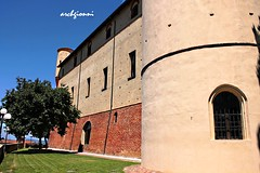 cortanze (archgionni) Tags: trees windows italy verde green tower castle history grass architecture alberi italia torre bricks meadow erba piemonte castello prato architettura arcs archi finestre storia mattoni christiangroup