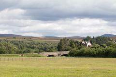 Newtonmore (asp1969) Tags: newtonmore scotland highlands bridge spey