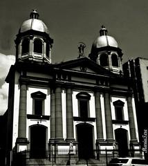 Iglesia Nuestra Seora de Las Mercedes (MariaTere-7) Tags: iglesia nuestra seora de las mercedes caracas venezuela maratere7 fachada blanco negro