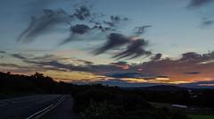 DSCF6072 (cmacphee84) Tags: sunset scotland edinburgh clouds colour summer