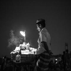 Dhaka, 2016 (rahat_kabeer) Tags: dhaka bangladesh street bnw canon eos canon6d 50mm night