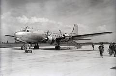Douglas DC-4-1009 (eduard43) Tags: dbendorf flugplatz airport aircraft airplains schweiz switzerland douglas dc4