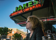 Across the street at Jakes for dinner (mclick!) Tags: people portland oregon josh groban concert august 2016 edgefield amphitheater mcmenamins troutdale singer choir orchestra pearl district crystal hotel mothers outdoor music