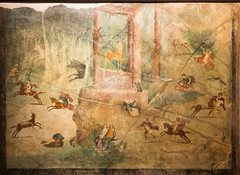 IMG_0084 (jaglazier) Tags: 111479 1stcentury 1stcenturyad 2016 3rdstyle 72316 adults animals architecture buildings caledonianboar campania copyright2016jamesaglazier crafts deciduoustrees deer frescoes goddesses grecoroman horses hunters italy july landscape legends mammals meleager men museoarcheologiconazionale museoarcheologiconazionaledinapoli myths naples napoli national nationalarchaeologicalmuseum nazionale painting pomepii pomona religion religions rituals roman trees vertumnus archaeology art boars dogs forests fresco gods landscapes riders rural rustic shepherds temples wallpainting
