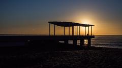 Friday morning (NOL LUV DI) Tags: sunrise napier hawkesbay viewingplatform sun silhouette