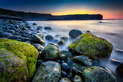 Mossy Green Oceanside (Les Ellingham) Tags: countyclare europe ireland {places clare ie