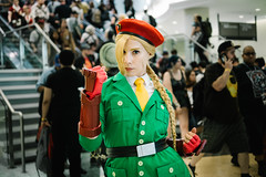Cammy (philabucay) Tags: fanexpo fan expo canada toronto 2016 convention anime scifi comics horror black cat final fantasy chrono trigger street fighter star trek dr who