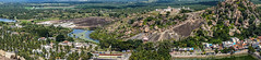 Shravanabelagola Panorama (gecko47) Tags: shravanabelagola city karnataka india panorama graniteoutcrops chandragiri vindhyagiri jaintemple gomateshwara bahubali colossus monolith statue 981ad landscape climb 650steps