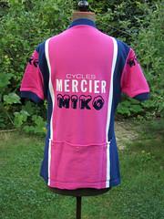 Miko Mercier Vivagel 1979 (akimbo71) Tags: maglia maillot equipe fahrradtrikot jersey cycling proteam