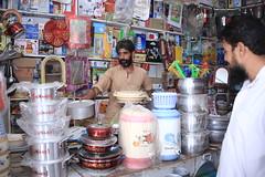 Muhammad Tahir (Akhuwat BPP) Tags: mardan pakistan interest free loans microfinance entrepreneurship pakhtoon ordinary people crockery small business akhuwat