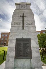 Sacrifice (Jerry Bowley) Tags: westerncanadacollege cenotaph highschool cross school wchs wessterncanadahighschool crossofsacrifice