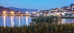 Combarro desde el maizal (Jess Juanatey) Tags: agua amanecer combarro galicia paisaje puerto sea mar costa