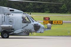 706,  Navy MH-60R Seahawk, HSM-74, Swamp Fox, North Myrtle Beach, South Carolina, Memorial Day 2016, (hondagl1800) Tags: navymh60rseahawk hsm74 swampfox northmyrtlebeach southcarolina memorialday2016 helicopter militaryaircraft navy usnavy seahawk mh60r