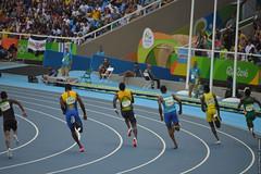 DSC_4927 (lenpereira) Tags: rio2016 olimpiadas2016 2016olympics atlestismo athletics running corrida nikond3200 olimpadas olympics atletas athletes 200m 200mrasos