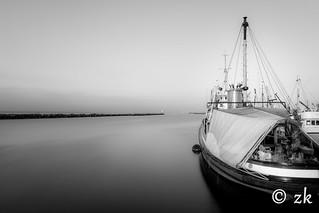 Set Sail at Dawn
