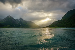 The land of fjords (PixPep) Tags: hjelle norge norway fjord light green blue clouds mountains fjords pixpep