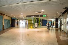 St James Centre 21 (allybeag) Tags: stjamescentre edinburgh shoppingcentre shoppingmall leithstreet predemolition emptyshops eerie memories architecture urban city
