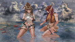 I found it (Anita Armendaiz) Tags: air bentbox catwa head elf emotions fantasy maitreya mushilu nanika pumec second life shiny shabby the collective tres chic truth hair whimsical zenith