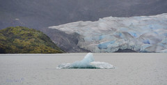 Iceberg and Glacier (Pete Foley) Tags: iceberg glacier alaska littlestories picswithsoul flickrsbest overtheexcellence