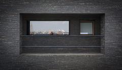 Boats in Kbenhavn (leodamico77) Tags: kbenhavn copenhagen danimarca autoritratto selfportrait porto mare port riflesso reflection canon ef2470mmf28lusm brick bricks mattoni architettura arquitecture