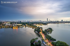 vl_05110 (Hanoi's Panorama & Skyline Gallery) Tags: asia asian architecture asean appartment architect hanoi hni hanoiskyline hanoipanorama hanoicityscape banh badinh thanhnienroad hty westlake sky skyline skyscraper skylines skyscrapercity sunset