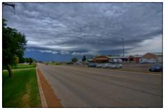 The Afternoon Storm (kendoman26) Tags: niksoftware nikcoloreffex4pro storm stormclouds nikon nikond3300 tokinaatx1228prodx tokina1228 tokina morrisillinois