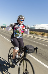 like the wind (rappensuncle) Tags: nohands rappensuncle vickie bicycle ratbeachtour2016 beach redondobeach