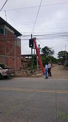 Direccin de trnsito municipal trabaja en Chone y Canuto (GadChoneEC) Tags: direccion transito municipal trabaja chone canuto transporte terrestre seguridad vial marcoantoniomendozaalcivar director coordinador