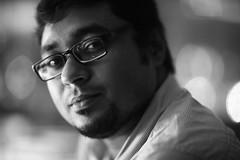 El Aashiq (N A Y E E M) Tags: farhaan aashiqdj friend barmate portrait lastnight baikalbar hotel radissonblu chittagong bangladesh sooc raw unedited untouched availablelight indoors bokeh handheld