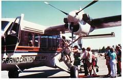 USA_FlyDrive_047 (wallygrom) Tags: usa arizona grandcanyon grandcanyonairlines grandcanyonairways airplane plane flight westcoastflydrive postcard