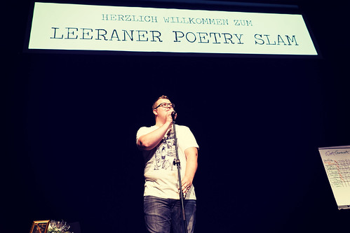 Poetry Slam Leer - Blinke 09.09.16