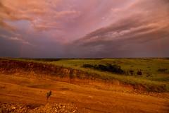 Rainbow Road (creyesk) Tags: rainbow colombia arcoiris llanos meta caocristales lamacarena atardecer sunset colorful violeta