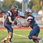 LEHS JV Football vs South Aiken 9-15-16