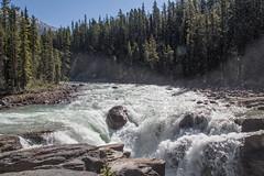 Sunwapta Falls (profstoff) Tags: icefieldsparkway canada 2016 sunwaptafalls rockies