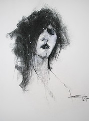 P1015500 (Gasheh) Tags: art painting drawing sketch portrait girl pastel gasheh 2016