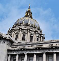 City Hall, San Francisco (RASH Photography....) Tags: city hall downtown urban architecture art performance ca california sfo tourist perform