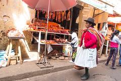 Street market...March de rue ...Cuzco..! (geolis06) Tags: geolis06 prou peru 2016 amriquedusud southamerica cuzco portrait march market em5olympus olympusm1240mmf28