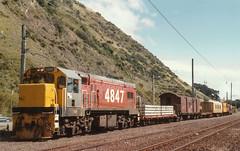 Paekakariki (andrewsurgenor) Tags: locomotive engine transport diesel nz newzealand train railway railroad narrowgauge rail nzr railfan