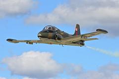 BAC Strikemaster (Derek Mickeloff) Tags: canon 60d tillsonburg wings wheels 2016 stirkemaster bac