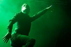 Deafheaven @ Pstereo 2016 (5) (TAKleven) Tags: canoneos5dmarkii canonef24105lisusm deafheaven pstereo pstereo2016 band live stage scene concert konsert music musikk musikkfestival musicfestival trondheim norge norway marinen artist performer greenlight green grnt grntlys