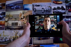 tablet (Paul.Z.Foto) Tags: person personal people portrait room inside indoors first firstperson time less works timeless timelessworks photo foto photograph photography picture pic image magic mystery mysterious car cars poster posters male man