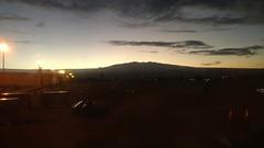 Mauna Kea at Sunset (jimmywayne) Tags: maunakea highpoint highest hawaiicounty mountain sunset hilo airport
