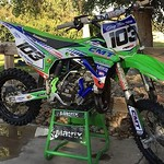 "Clay Thompson's FAMmx Design Full Custom KX85 Graphics <a style=""margin-left:10px; font-size:0.8em;"" href=""http://www.flickr.com/photos/99185451@N05/29956293232/"" target=""_blank"">@flickr</a>"