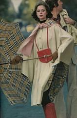 windy..... (betrenchcoated) Tags: trenchcoat cape windy blowing beautifulgirl raincoat regenmantel regencape burberry