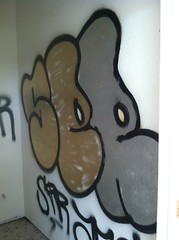 SPR ANS (that one twig) Tags: graffiti tx tag houston ans coi spr sloppo