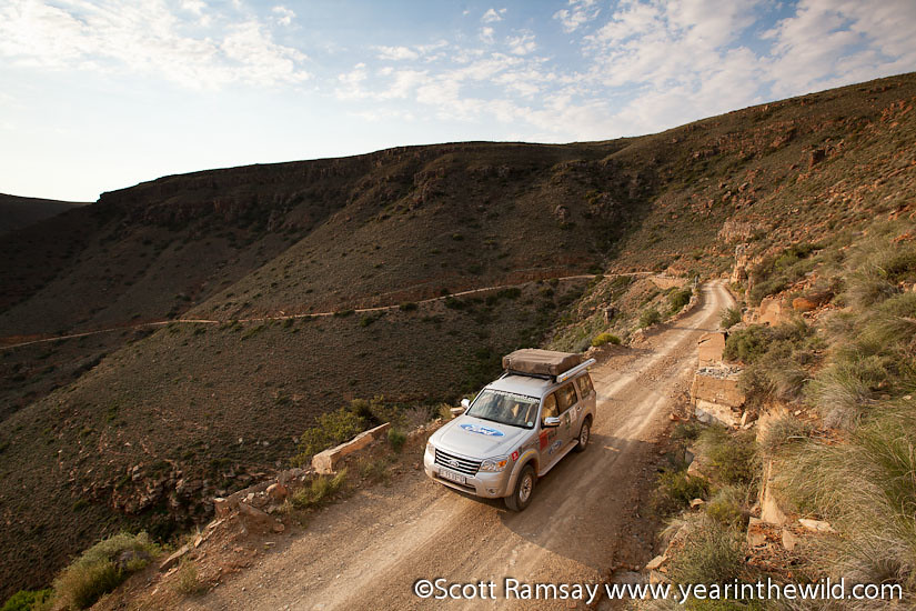 Tankwa Karoo National Park - South Africa