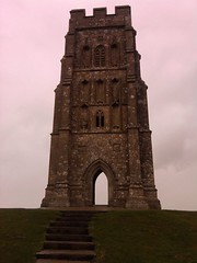 Somerset (02) (Guardian-of-asgard) Tags: dark grey moody magic glastonbury somerset tor spiritual enlightenment remains avalon glastonburytor stmichaelstower isleofavalon