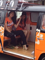 Maxxis Babes Nickie Ann & Holly Jay (Tanvir's Pics 2010) Tags: jay holly babes ann nickie 2012 trax maxxis