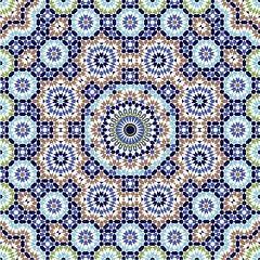 Agadir Complex Seamless Pattern (azat1976) Tags: old detail texture wall architecture tile ceramic colorful pattern floor mosaic decorative islam traditional decoration craft nobody architectural arabic morocco glaze marrakesh aged ornate decor seamless moroccan islamic decorated tiled illustrationandpainting walltile
